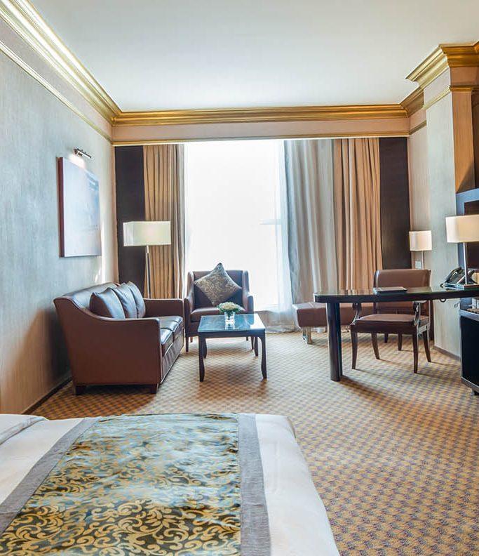 Wyndham Apartments: 4 Star Hotel Apartment In Dammam